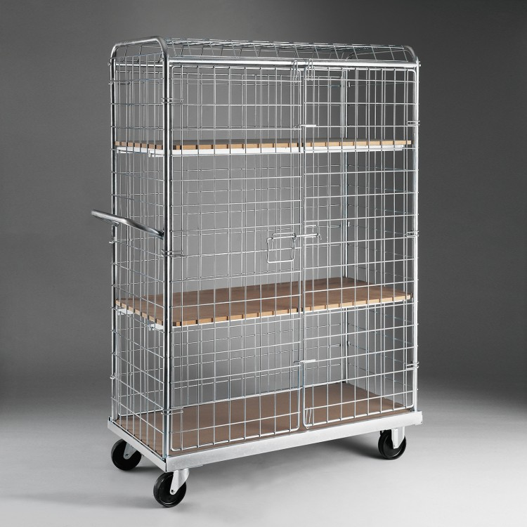 Security Goods Trolley