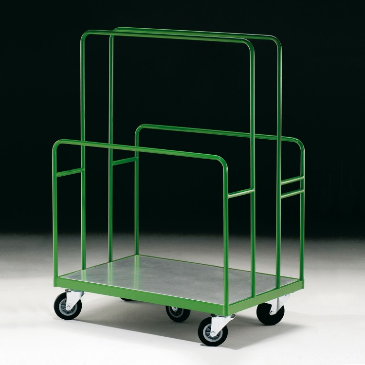 Heavy Duty Board-Carrier trolley