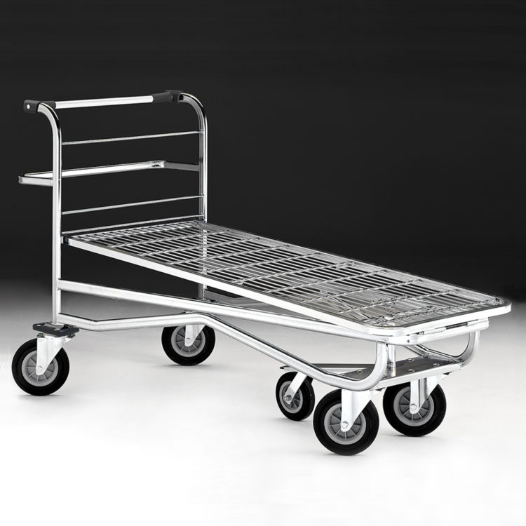 5 Wheels Large Standard Trolley