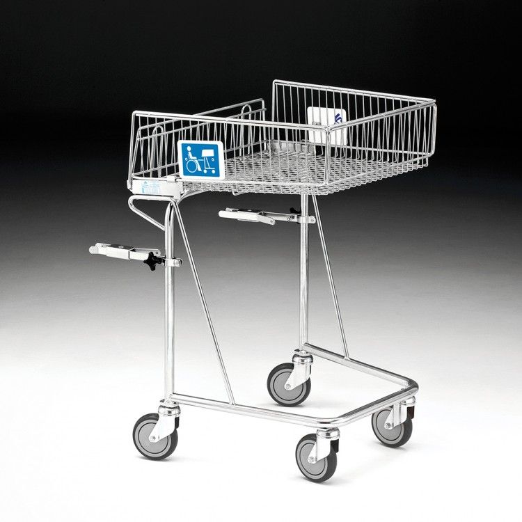 Handicapped trolley 62 L