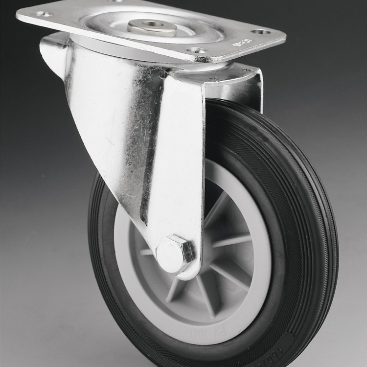 W108 –  Swivel wheel  160 Ø