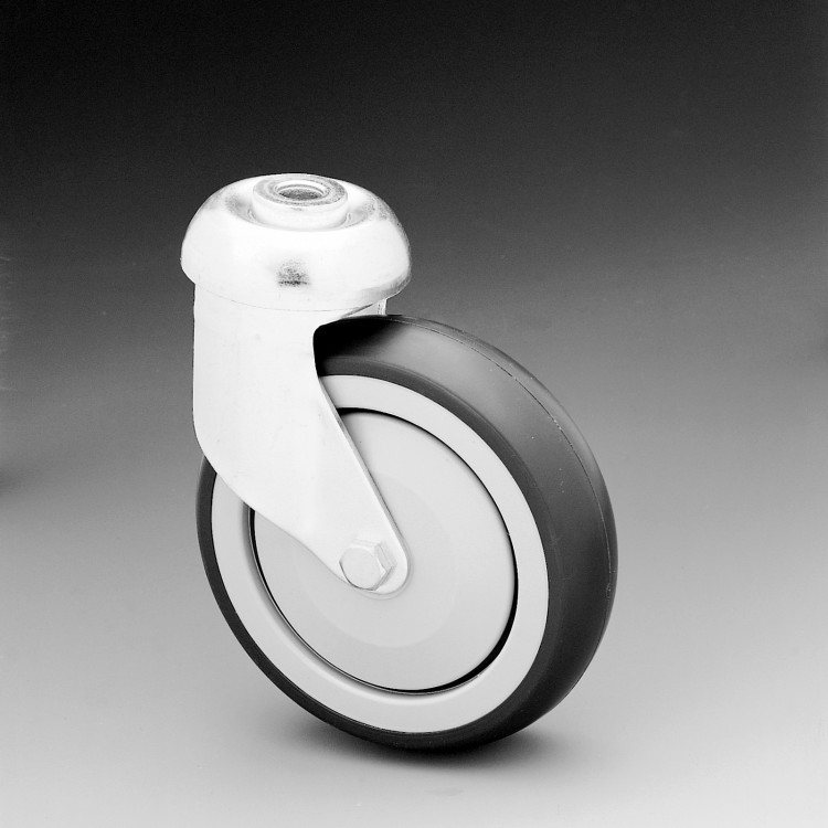 W3 – Swivel wheel 125Ø