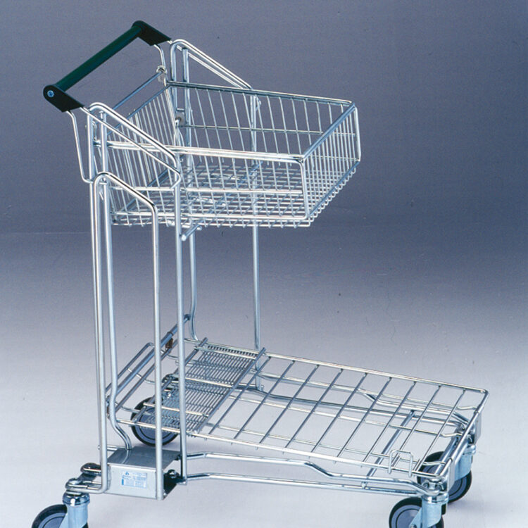 Tecno DIY Small Basket Cart