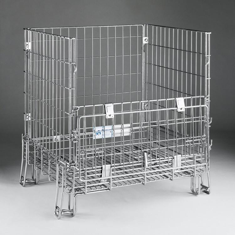 Meter module container