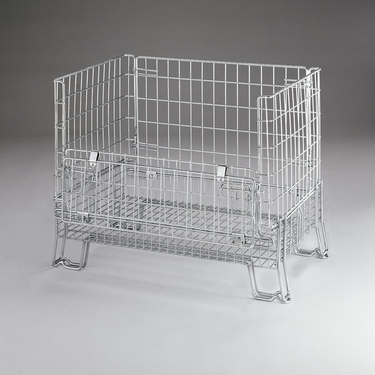 Mini-pleg Container