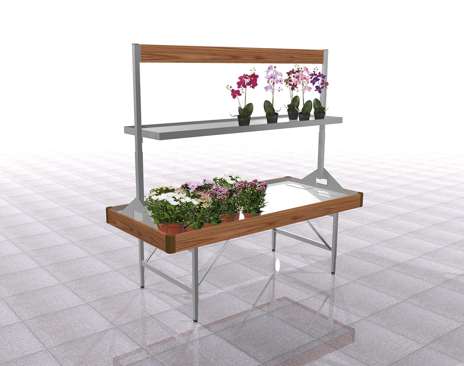 tische f r g rtnerei marsanz. Black Bedroom Furniture Sets. Home Design Ideas