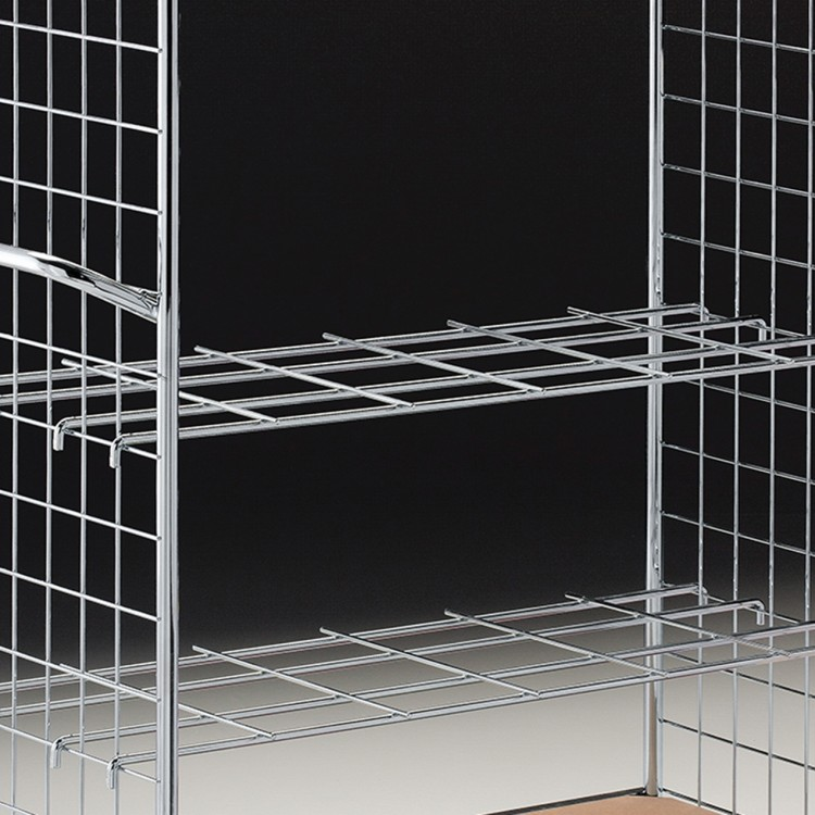 Drahtfachboden für Etagenwagen