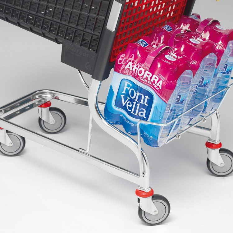 FOLDING BOTTLE RACK STD (90L-110L)