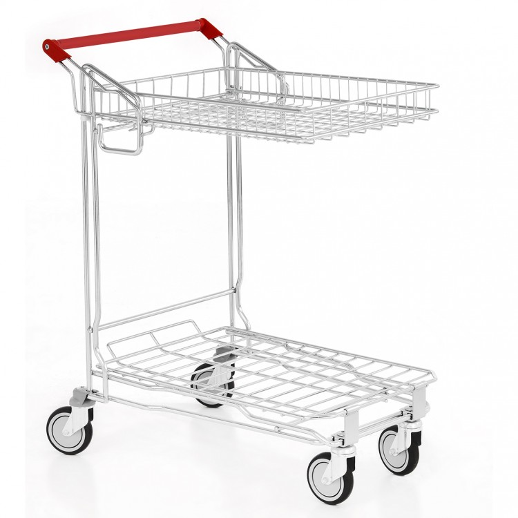 "RE-STOCKING ""E-K"" TROLLEY"