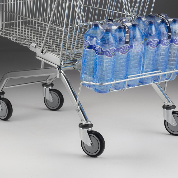 Folding bottle rack (tubular line)