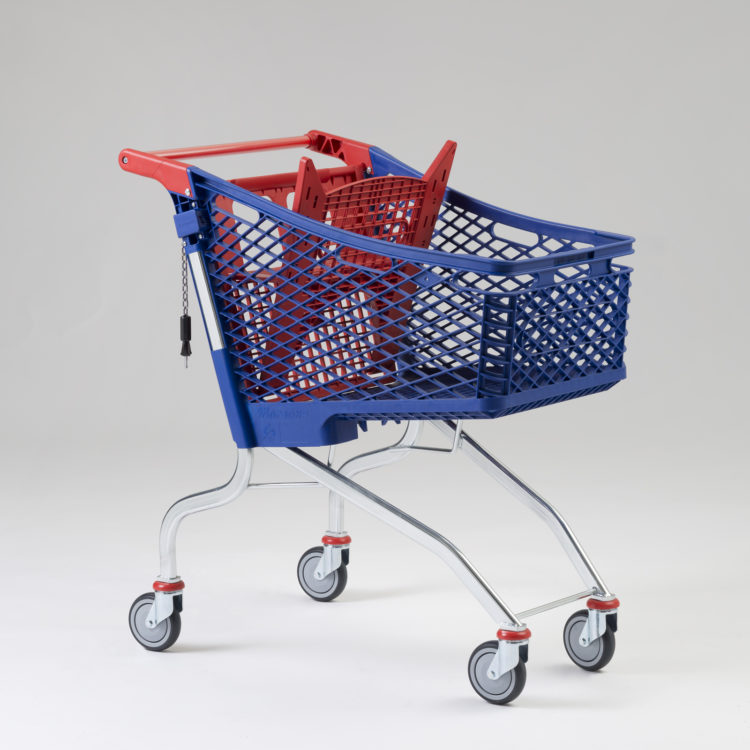 Multigrip Shopping Trolleys