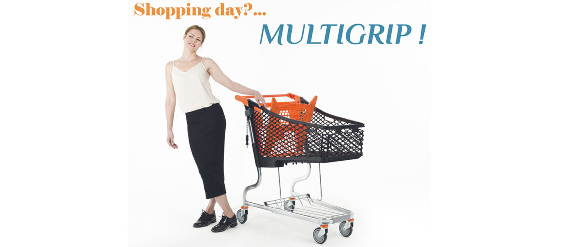 Multigrip – The Evolution of the Shopping trolley!