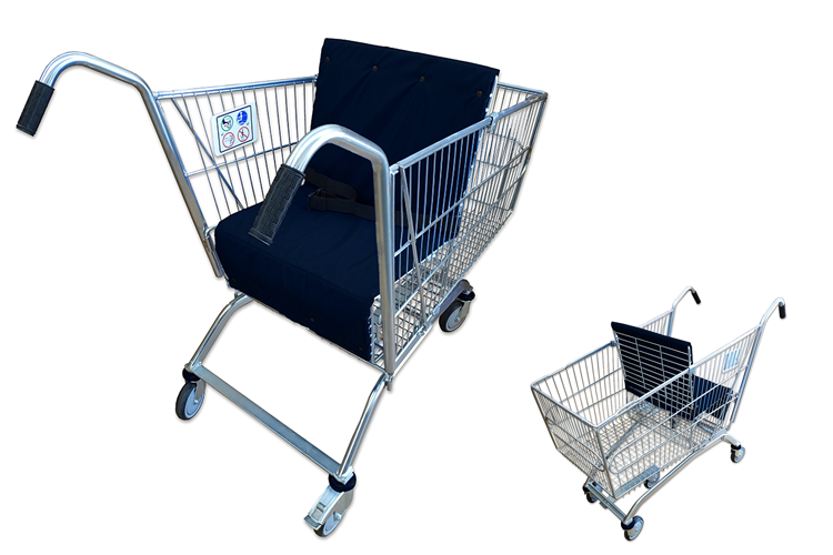 NEW SPECIAL PRM TROLLEY R-125