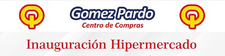 Inauguration of Hypermarket Gómez Pardo, Tucuman Argentina