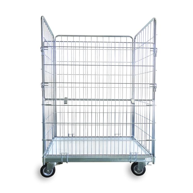 Box trolley frente
