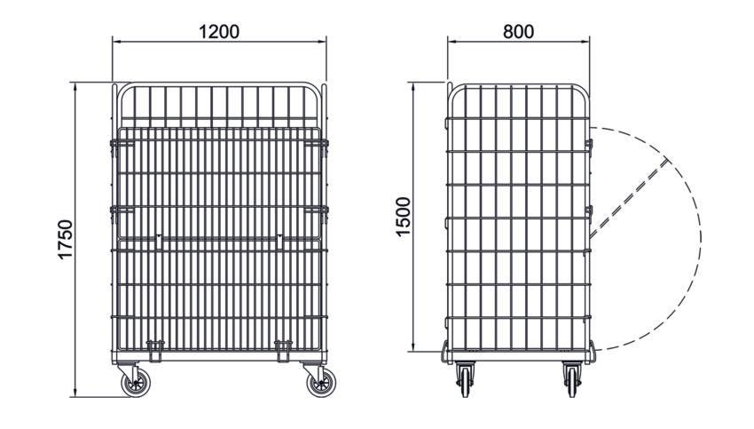 Ficha técnica box trolley